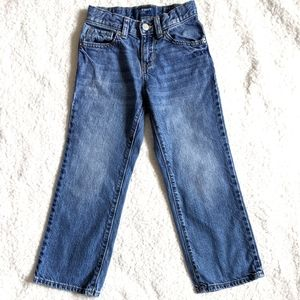 Old Navy boys bootcut jeans 6